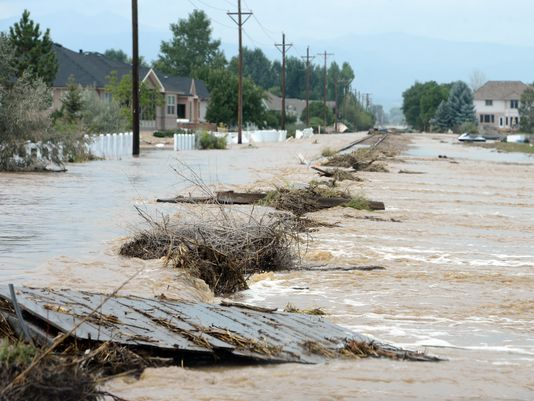 Colorado Flooding, September 2013