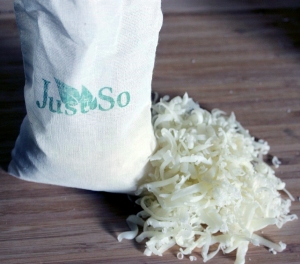 Just So Clean Coconut Castile Soap - Grated