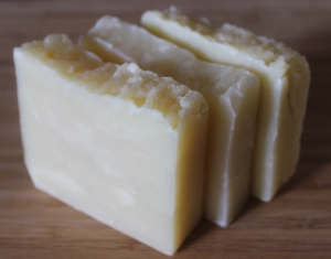Just So Clean Coconut Castile Soap - Bar