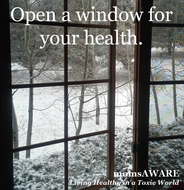 Open a Window for Your Health